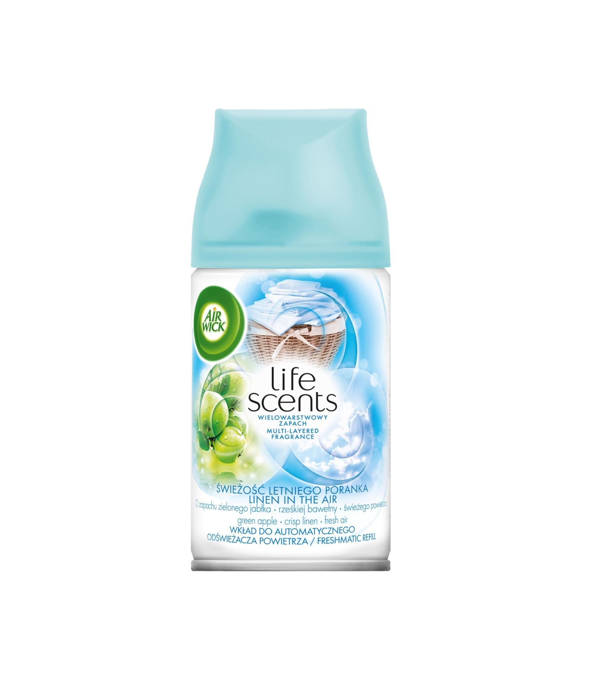 AIRWICK max-refill-life-scents užpildas 250 ml